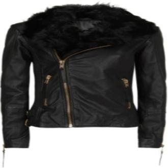 jacket mango leather jacket fur jacket