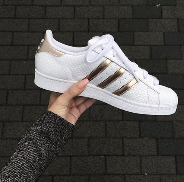 Cheap Adidas Superstars Fashion Girls Sneakers WhoWhatWear