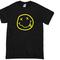Nirvana smile face t-shirt - basic tees shop