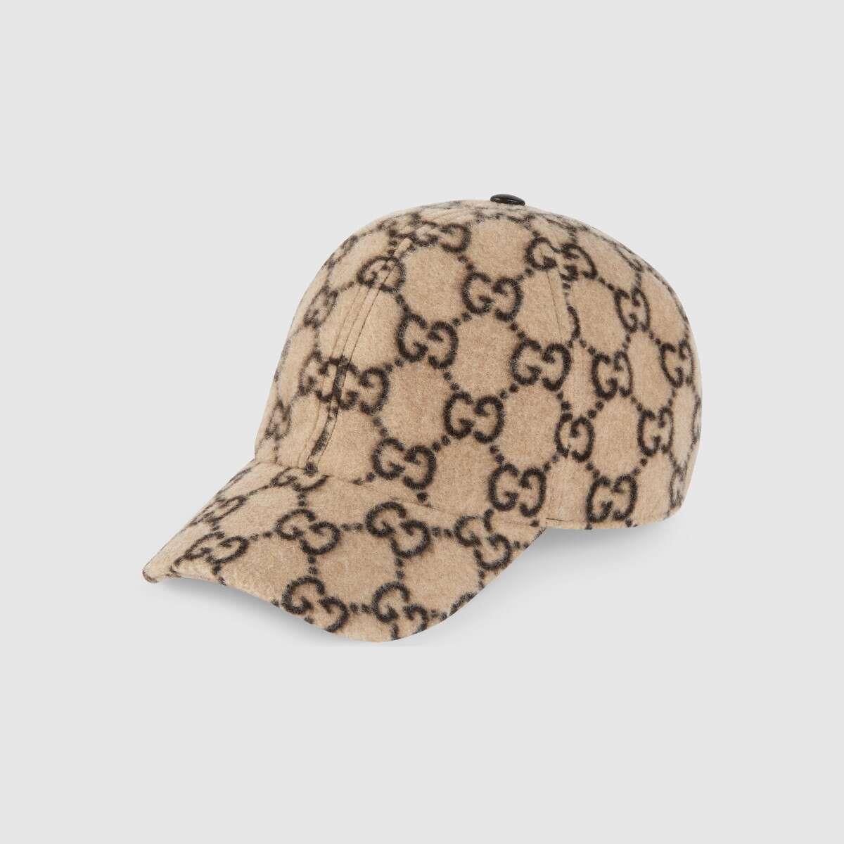 GG wool baseball hat
