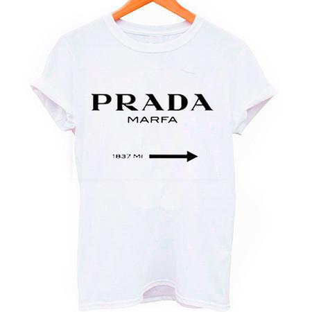 PRADA MARFA T-SHIRT