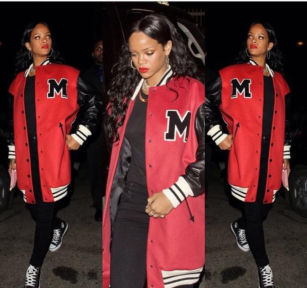 jacket rihanna