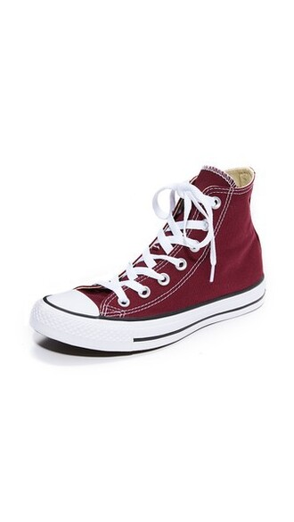high sneakers high top sneakers burgundy shoes