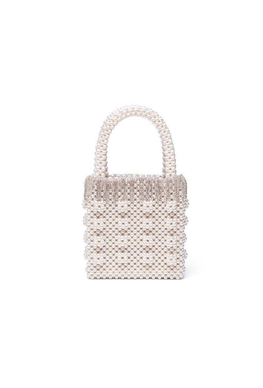 Huckleberry Bag - Cream