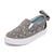Chiara Ferragni Bandana Slip On Sneakers - Grey