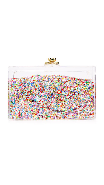 Ashlyn'D Sprinkles Clutch - Multi