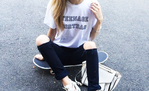 Rad Teenage Dirtbag T-shirt All Sizes