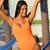 Orange Double Dip One Piece Swimsuit | | Cheap Beachwear, Swimwear, Beach Dresses & Summer Dresses. Online Low Prices| Cheap Beachwear, Swimwear, Beach Dresses & Summer Dresses. Online Low Prices