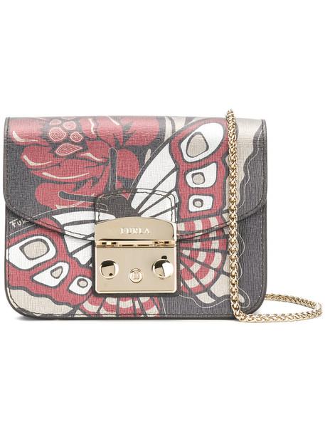 Furla cross mini women bag leather