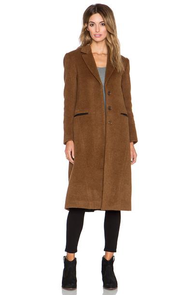 Veda jacket brown