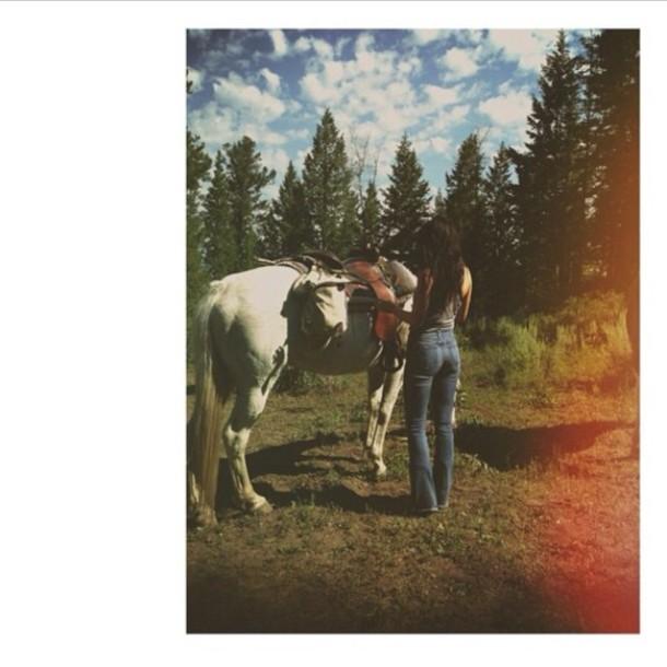 jeans kardashians equestrian bootcut flare flare