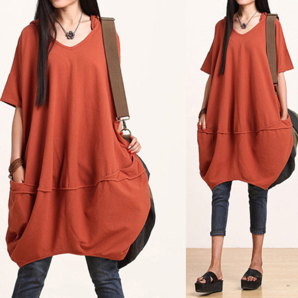 dress maxi dress Hooded dress