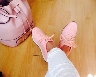 shoes pink valentino shoes studded valentino pastel sneakers