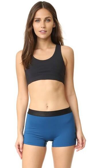 bra sports bra black underwear