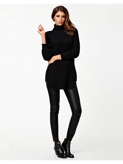 Cara Sweater - Nly Trend - Svart - Tröjor - Kläder - Kvinna - Nelly.com