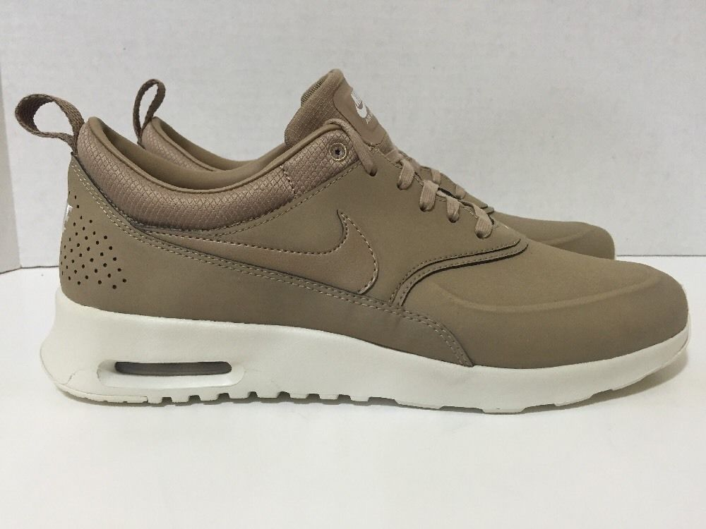 Nike Air Max Thea Premium Womens 616723 201 Rare Desert Camo Shoes Womens Sz 12