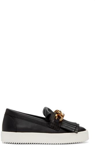 london sneakers black shoes