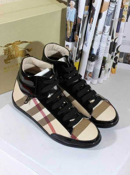 burberry shoes snakers boots fashion comfortable