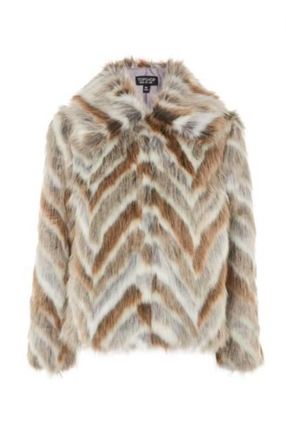 coat chevron