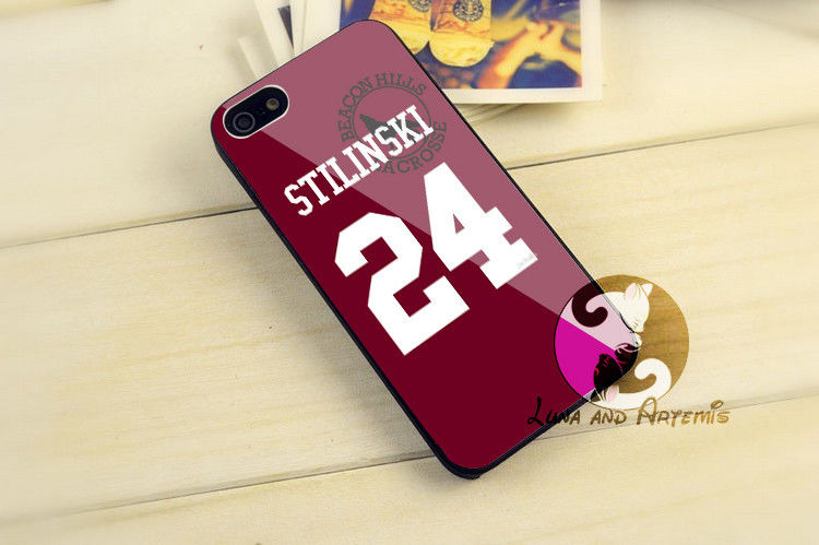 Teen Wolf Stilinski Lacrosse Jersey iPhone 4 4S 5 Case Samsung Galaxy S3 4 Case | eBay
