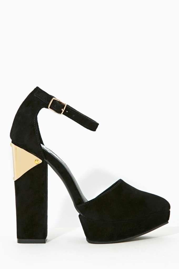 Sol Sana Roy Platform Pump in  Shoes at Nasty Gal