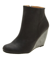 boots,wedges,ankle boots,black shoes,shoes