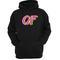 Odd future new black color hoodies