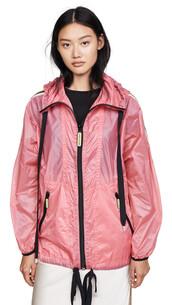 windbreaker,pink,bright,jacket