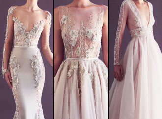 dress lace dress prom dress cream dress with embroidered top wedding dress ball gown dress evening dress starry night