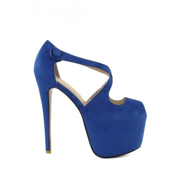 high heels shoes blue blue shoes sea of shoes