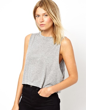 Jersey Basics | Shop plain t-shirts, vests & camis | ASOS