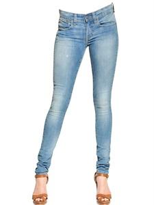 Jeans soft super skinny fit in denim