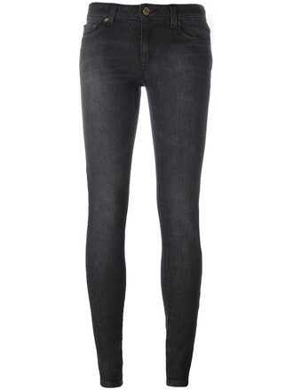 jeans skinny jeans super skinny jeans women spandex cotton black