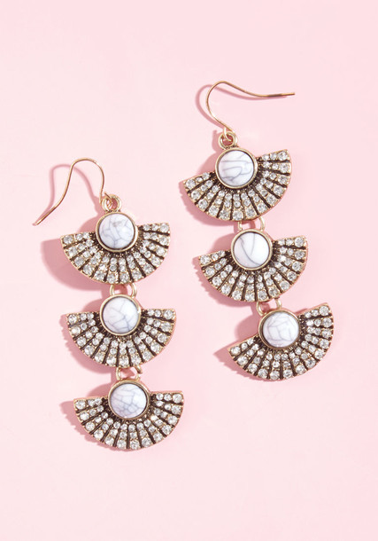 Modcloth fabulous earrings jewels