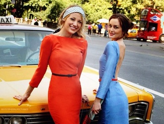 dress leighton meester gossip girl blake lively