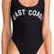 Stampd east coast one piece en color negro from revolveclothing.com