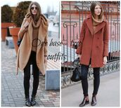 yuliasi,blogger,sunglasses,camel coat,chelsea boots,skinny pants,sweater,jewels,jeans,coat,shoes