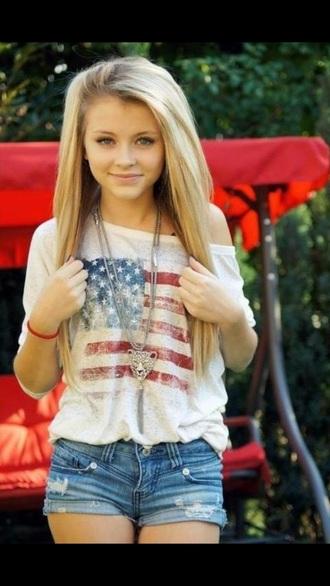 shirt american flag