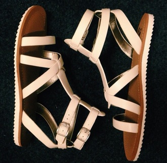 shoes barefoot sandals brown sandals nude sandals fashion beach shoes