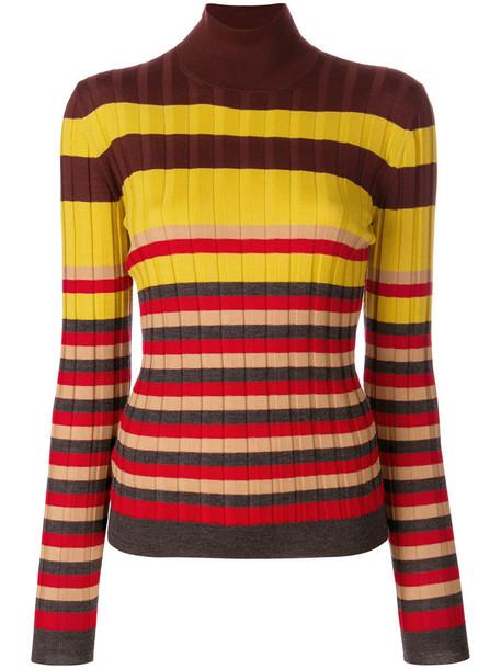 MARNI sweater women turtle wool