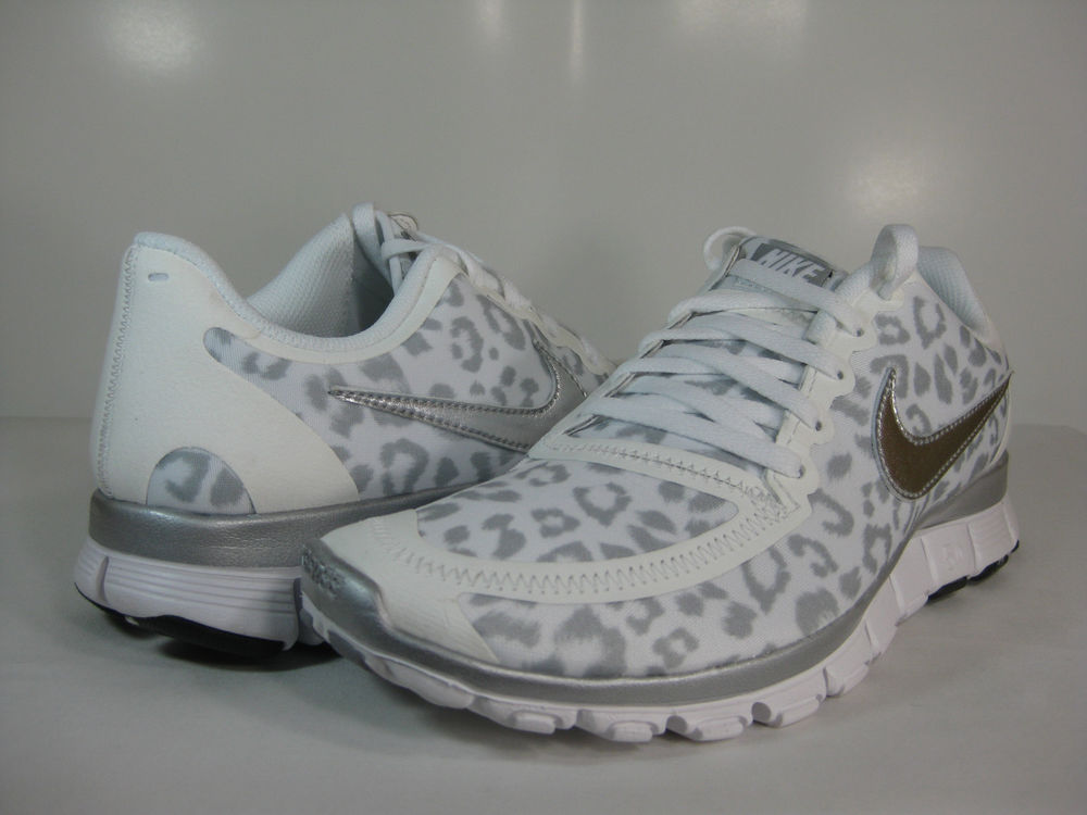 Nike Free 5.0 Grey Silver Purple