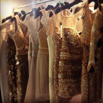 dress celebrity embellished dress gold sequins gold sequins sequin dress gold sequins dress gold dress dress mini long nice cute