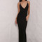 Abyss by abby - celine gown (black) | nakeddresses.com – naked dresses