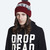 Buy North Bobble Hat at Drop Dead Clothing