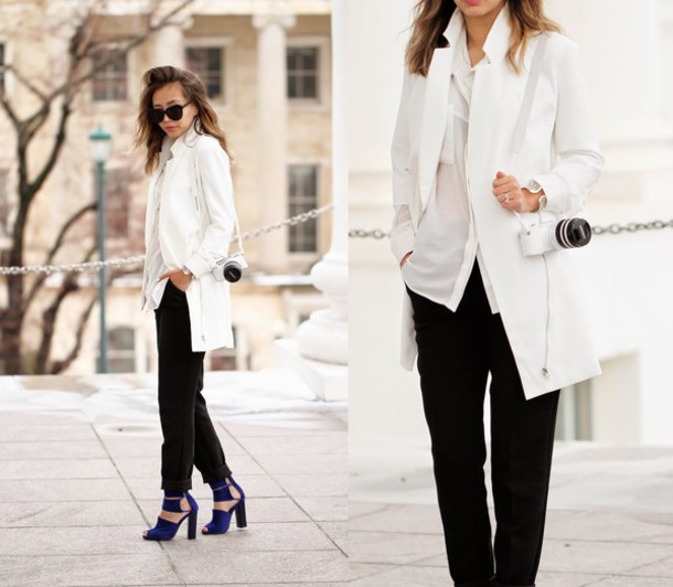 different cands blogger dress jacket pants shoes