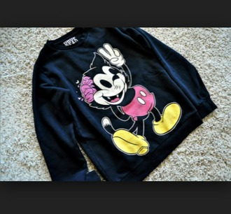 Dead Mickey Mouse Shirt March 2017