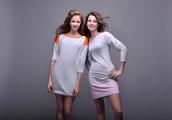 dress,tunic,grey,pink,pastel,fluo,orange,spring,summer,MINTFIELDS,top