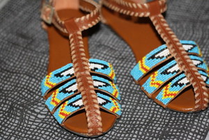 flat sandals leather boho brown blue yellow white brown shoes blue shoes yellow shoes red shoes white shoes black shoes brown shoes