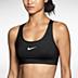 The Nike Pro Classic Women's Sports Bra.