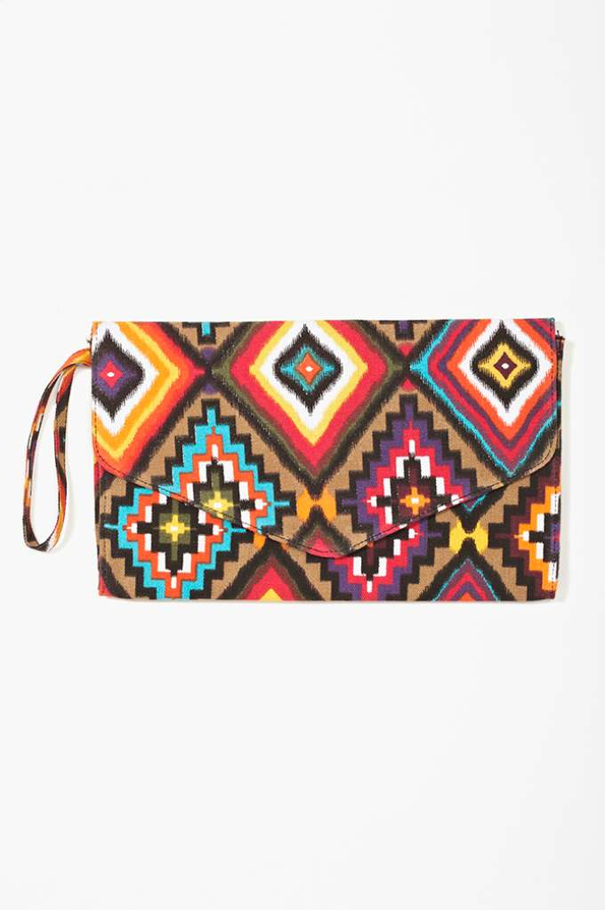 Ganado Envelope Clutch  in  Sale Accessories at Nasty Gal